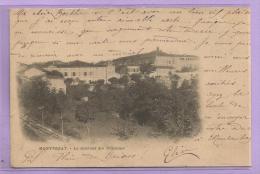 Dépt  82 - MONPEZAT  - Le Couvent Des Ursulines  - Oblitérée En 1903 - Montpezat De Quercy