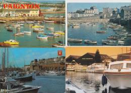 24 POSTCARDS : BOATS & SHIPS - HARBOUR - ENGLAND - Bote/Schiffe/Hafen/Bateaux/Port / Boten/Schepen/Haven - U.K.(8 Scans) - Postkaarten