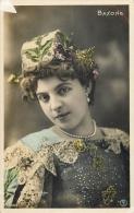 FANTAISIE 332 - CPA  - Femme   Artiste  BAXONE      REUTLINGER   Belle Carte - Artistas