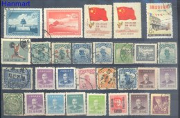ZESTAW17 - CHINA - Nice Collection Stamps - 60 Pieces - Sonstige