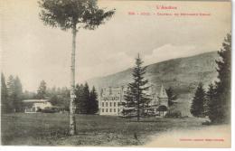 CPA FOIX (Ariège) - Château De Bellissen Benac - Foix