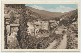VALLERAUGUE (GARD - 30) - CPA - VUE GENERALE - Valleraugue