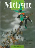 "MELUSINE  "" FARFADETS ET KORRIGANS "" -  CLARKE / GILSON - E.O.  MAI 1999  DUPUIS - Mélusine"