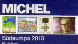 MlCHEL Briefmarken Südeuropa Band 3 Katalog 2013 Neu 60€ Süd-Europa Stamps Italy Albania Malta Jugoslawia Vatican Triest - Italia