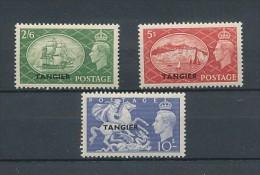 1951. Britische Post - Tanger  -  England Colonies :) - Unclassified