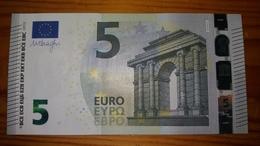 SPAIN- BILLETE DE ESPAÑA DE 5 EUROS DEL AÑO 2013 SERIE VA - UNCIRCULATED - SIN CIRCULAR (BANKNOTE) - EURO
