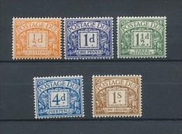 1951. Grosbritannien Portomarken  :) - ...-1840 Precursori