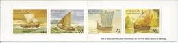 Portugal, Carnet N° 1809a à 1812a ** Neuf - Carnets