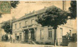 CPA 69 COURS LA MAIRIE - France