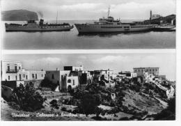 VENTOTENE - Calanave E Banchina Con Navi Di Linea - Latina