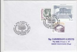 MARCOFILIA / ANNULLO SPECIALE TEATRO DELL'OPERA DI ROMA INAUGURAZ. STAG. LIRICA 2004 - MUSICA - A1157 - Italie