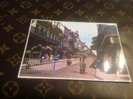 Royal Street Promenade, New Orléans  Louisiane - Non Classés