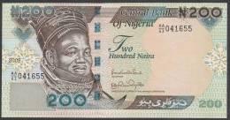 NIGERIA  :  200 Naira 2009  - FDS - Nigeria
