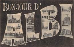 81 - Albi - Bonjour D'Albi - Albi