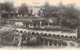 81 - L'Isle-sur-Tarn - Le Palais Et Les Rives Du Tarn - Lisle Sur Tarn