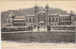 San Sebastian - Vista General Del Gran Casino, Animé - Guipúzcoa (San Sebastián)