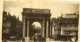 BORDEAUX - GIRONDE   (33)   PEU COURANTE CPA BIEN ANIMEE DE 1927 . - Bordeaux