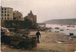 Le Conquet - Brume D'été Sur Le Port [2112/C29] - France