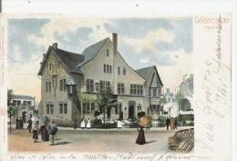 DUSSELDORF 1902  ALL TRIERERHAUS - Duesseldorf
