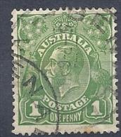 130403592  AUSTRALIA  YVERT  Nº  51A - 1913-36 George V : Heads
