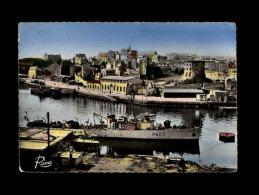 29 - BREST - Du Bassin, Vue Sur Recouvrance - 1033 - Port - Bateau - Brest