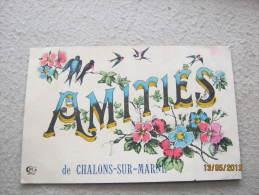 Chalons Sur Marne:amitiés - Châlons-sur-Marne