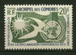 Archipel Des Comores   N° 15  Neuf  XX  Cote Y&T  12,00  €uro  Au Quart De Cote