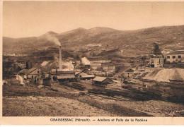 Graissessac Ateliers Et Puits De La Padene - France