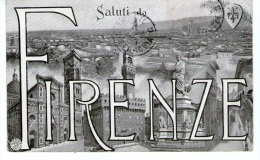 Saluti Da FIRENZE - Firenze (Florence)