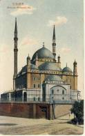 CP, Egypte, Le Caire, Mosquée Mohamed Aly, Vierge - Le Caire