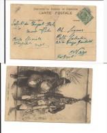 $3-2851 GUERRA ITALO TURCA ANNULLO DIVISIONE SPECIALE 1911 - 1900-44 Vittorio Emanuele III