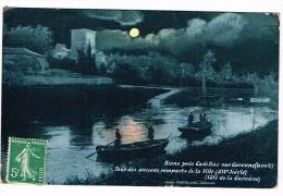 RIONS ( Gironde )  La Nuit ........ - France