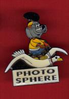 28564-pin's Photo Sphere.mouette..photograp Hie. - Fotografia