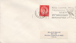 GRAN BRETAGNA  -  ROYAL  LIVERPOOL  PHILARMONIC  SOCIETY  '65 - Music