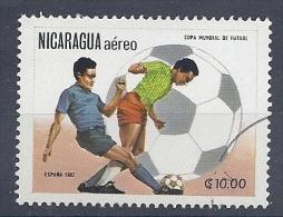 130403658  NICARAGUA  YVERT  AEREO  Nº   974 - Nicaragua