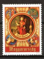 Hungary 2011. St. Martin / Paintings Wonderful Stamp, MNH (**) - Hongarije