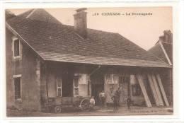 Cernans  - La Fromagerie. - France