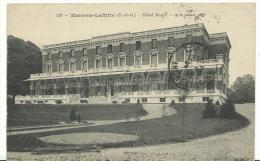 R : Yvelines :   MAISONS - LAFITTE  :  Hotel  Royal - Maisons-Laffitte