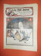 """Revue """"LE  PETIT JOURNAL Illustré De La JEUNESSE """" N°63 Du 24/12/1905 - Livres, BD, Revues"""