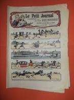 """Revue """"LE  PETIT JOURNAL Illustré De La JEUNESSE """" N°40 Du 16/07/1905 - Books, Magazines, Comics"""