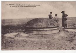 Verdun Une Coupole De75 Au Fort De Douaumont - Verdun