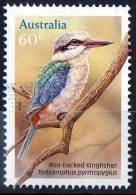 Australia 2010 60c Red-backed Kingfisher Used - 2010-... Elizabeth II