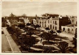 MARSALA (TP) PIAZZA DEL POPOLO 1938 - Marsala