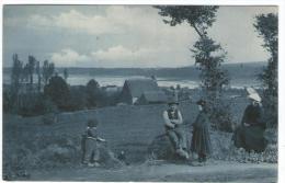 22  ENVIRONS DE SAINT BRIEUC - Baie D'Yffiniac, Le Village Des Grèves - France