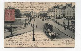 CPA 75 : PARIS  Pont Neuf  1906   A  VOIR  !!!!!!! - France