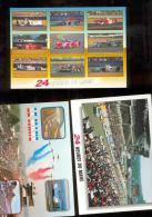 5336 - 72 - Lot De 3 CPM Des 24 Heures Du Mans - Le Mans