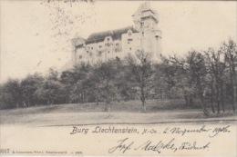 Liechtenstein    Burg               Scan 4507 - Liechtenstein