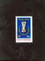 1981 DONNEURS DE SANG  Mi 3817 Et Yv 3346 - 1948-.... Republiken