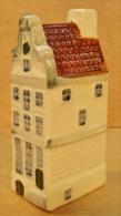MIGNONNETTE VIDE MAISON HANDPAINTED DUTCH HOUSE HEERENGRACHT 91 AMSTERDAM - Miniatures