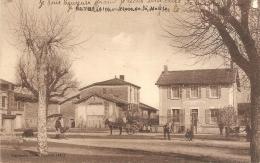 BLYES - PLACE DE LA MAIRIE - Francia